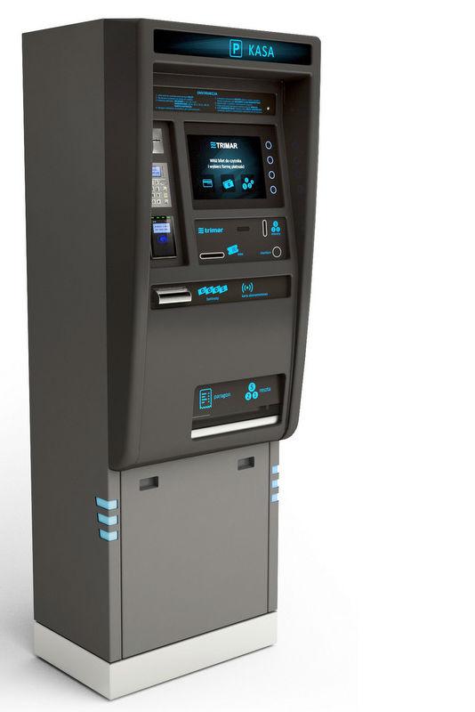 Automatyczna Kasa Płatnicza APM307